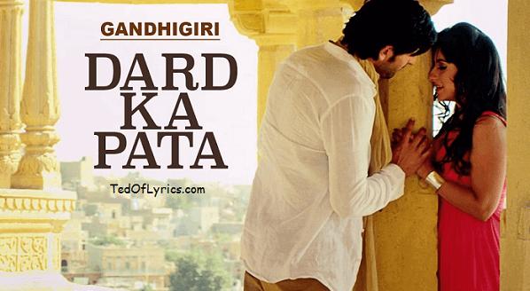 dard-ka-pata-lyrics-gandhigiri