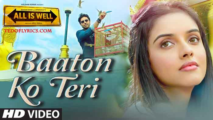 baaton-ko-teri-lyrics