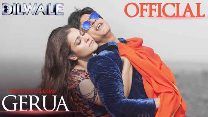 gerua-lyrics