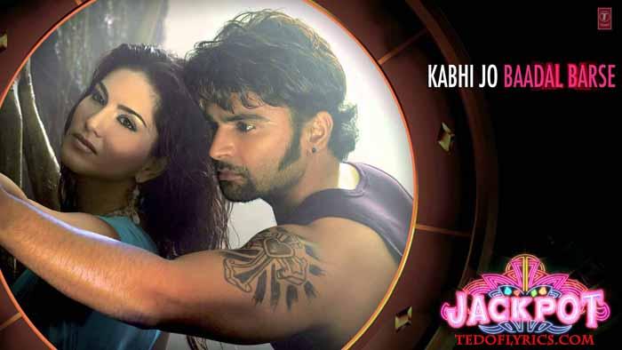 kabhi-jo-badal-barse-lyrics