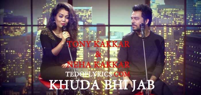 khuda-bhi-jab-lyrics