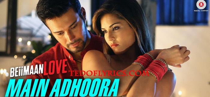 main-adhoora-lyrics