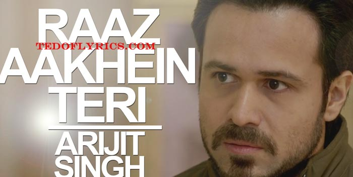 raaz-aakhein-teri-lyrics
