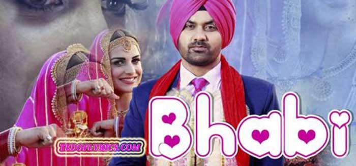 bhabi-lyrics