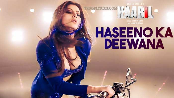 haseeno-ka-deewana-lyrics