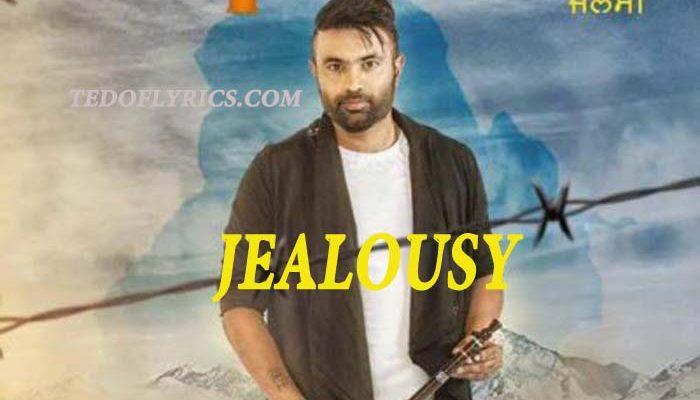 jealousy-lyrics