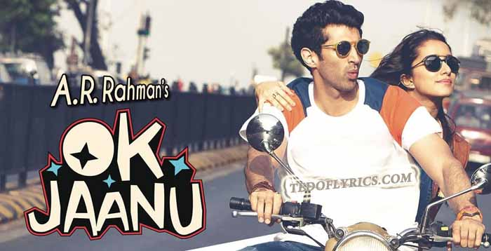 ok-jaanu-lyrics