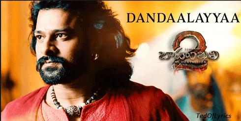 Dandaalayyaa-Lyrics-Telugu