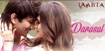 Darsal-Lyrics-Raabta