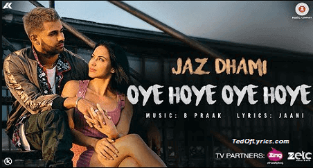 Oye Hoye Oye Hoye Lyrics