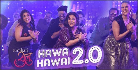 HAWA-HAWAI-2-Lyrics-Tumhari-Sulu