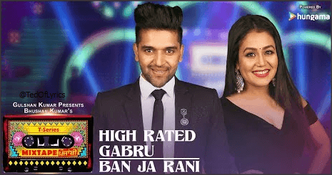 High-Rated-Gabru-Ban-Ja-Rani-Lyrics-Mixtape-Panjabi
