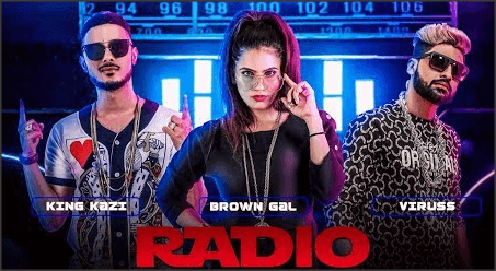 Radio-Lyrics-Brown-Gal-Panjabi-Song