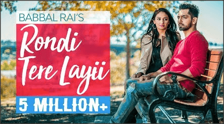 Rondi-Tere-Layi-Lyrics-Panjabi-Babbal-Rai