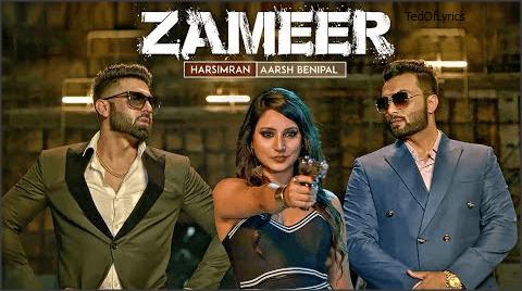 ZAMEER-LYRICS-Panjabi-Aarsh-Benipal-TedOfLyrics