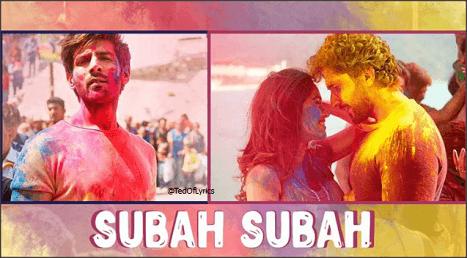 Subah-Subah-Lyrics-Arijit-Singh
