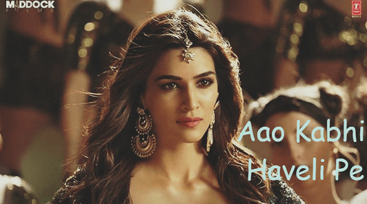 Aao-Kabhi-Haveli-Pe-Lyrics-Stree