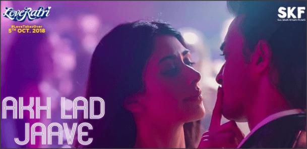Akh-Lad-Jaave-Lyrics-Loveratri-Badshah