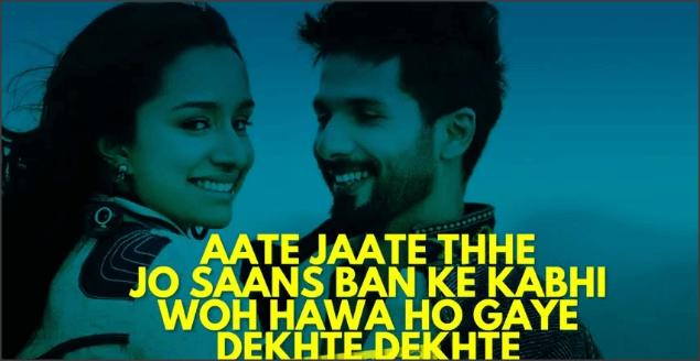 Dekhte-dekhte-lyrics-batti-gul-meter-chalu