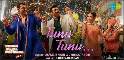 Tunu-Tunu-Lyrics-Yamla-Pagla-Deewana-Phir-Se